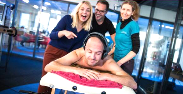 body flow temse massage muziek 3 mnm