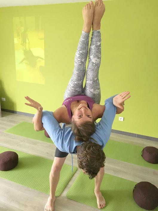 body flow temse yoga balans oefening